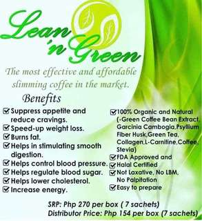Lean n' Green Coffee