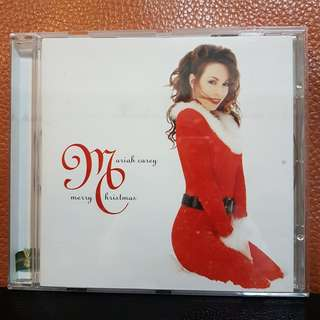 CD》 Mariah Carey - Merry Christmas
