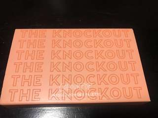 Colourpop The Knockout Blush and Highlighter Palette