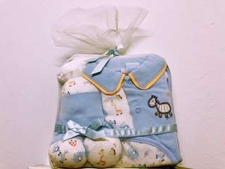 Baby Boy Pajamas Set