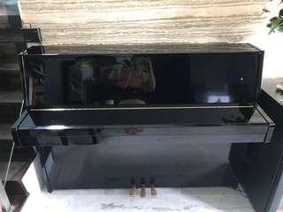 Yamaha upright piano LU-90 PE