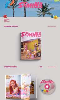 Gugudan Semina Single Album - Semina