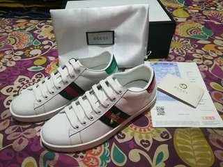 High end gucci shoes