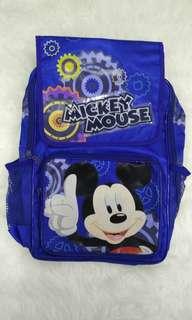 Tas Sekolah Mickey Second