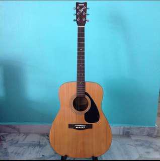 Acoustic Guitar( Yamaha F310P)