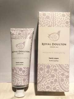 Australian brand- Royal Doulton Hand Cream