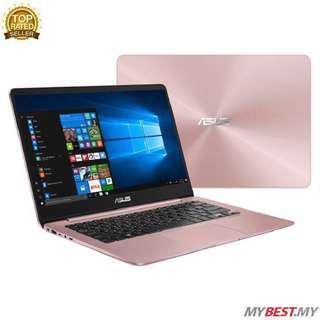 Asus Laptop ux330u zenbook rose gold