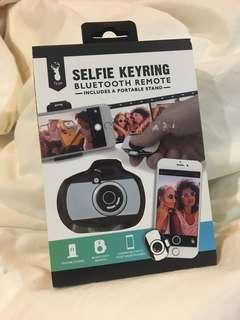 Typo Selfie Keyring Bluetooth Remote - take selfies anywhere!