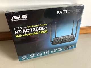 Asus Wireless Router AC1200+