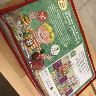 💚Oxford Reading Tree💚 33本 Lv 1-3 Read with Biff, Chip and Kipper Collection