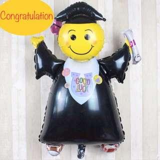 Balon Graduation Jumbo/ wisuda