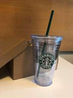 Starbucks 杯 Grande size