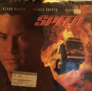 Keanu Reeves Speed Movie