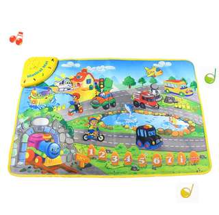 (PO) Baby Musical Playmat
