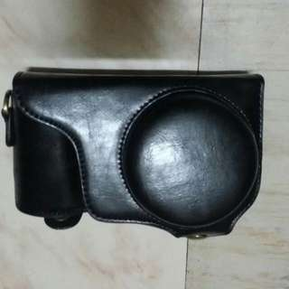Samsung Galaxy Camera Leather Case