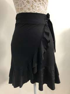 Wrap around skirt