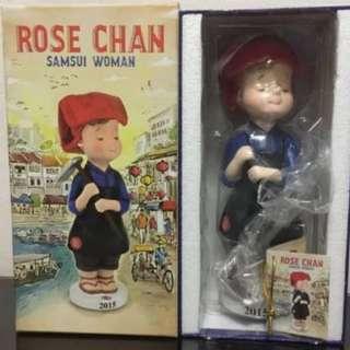 Rose Chan Samsui Woman Doll