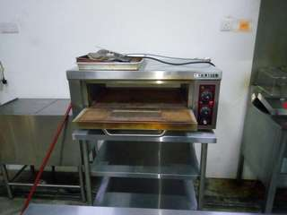 Oven for bake cookies, cake, pizzas or etc