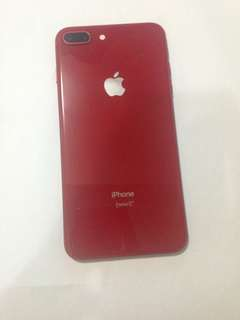 🔥只此一部 99.99%new iPhone8+Plus 64gb (Product) Red 完美無花 保養仲有十個月 still have warranty 10month iPhone iPhone8 8plus 8+