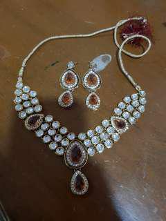 DELHI KUNDAN Necklace