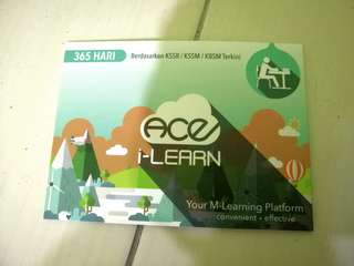 I learn ace student pack