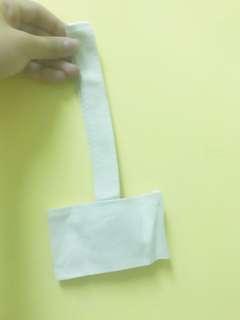 🚚 全白飲料袋