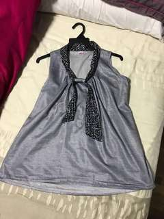 Office maternity top