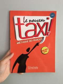 Le Nouveau Taxi! Vol. 1: Méthode de françai