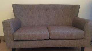 Sale 減價‼️‼️ 全新2座位梳化 Brand New SimplyLife 2 Seat Sofa