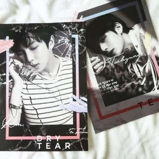 BTS Tear drop Poster