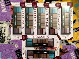 Colormates Eyeshadow Palette