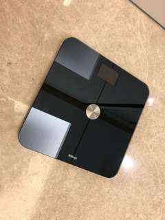 Withings/Nokia Digital Scale - WS-50 - bluetooth syncs to your phone
