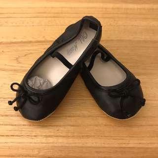全新old navy包包平底鞋 蝴蝶結 12公分 鞋墊外長最長處13.5公分