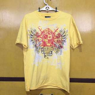 Jag Yellow T-shirt