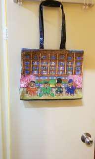 Harrods bag 大購物袋/奶粉袋/單肩袋