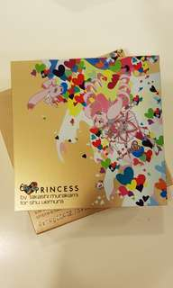 Princess by Takashi Murakami for Shu Uemura