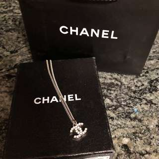 Chanel Necklace 閃石短頸鏈