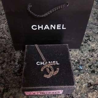 Chanel Necklace 鏤空長頸鏈