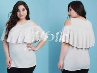 JUL 18 PLUSSIZE BLOUSE (TTHB)