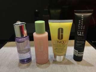 paket Clinique beli 3 gratis 1 product USC