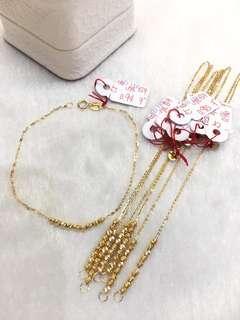 18k Saudi gold braclet