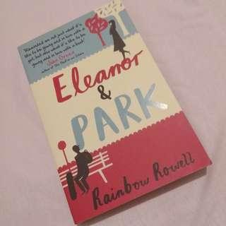 Eleanor & Park (Rainbow Rowell) PRELOVED