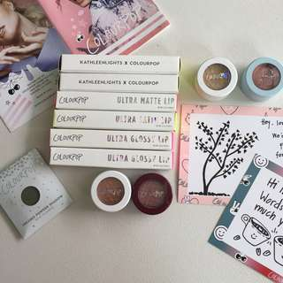 Colourpop Clearance!!