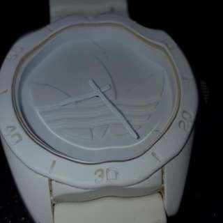 Adidas Unique White Color Watch. Good Condition Only $68..call Now 90899511