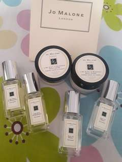 Sale! P699 only! For two Jo Malone +1 Free cream