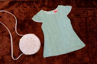 Cute Top for Girls