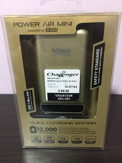 Fast charging power bank. Brand New