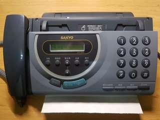 SANYO SFX-A300 熱感式電話傳真機
