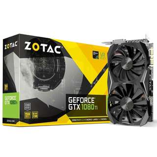 🚚 ZOTAC GeForce GTX 1080 Ti Mini Graphic Cards