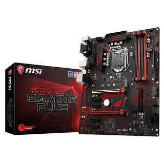 🚚 MSI Z370 GAMING PLUS CFX ATX Motherboard